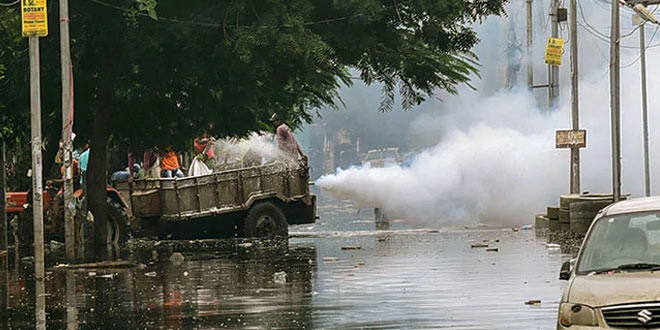 400 Dengue Cases, Floating Garbage As Patna Flood Nightmare Nears Day 9