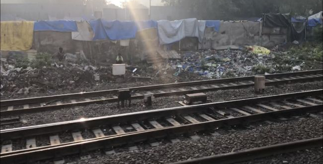 Western Railway Forms Team Of Ticket Collectors To Crack Down On Open Defecation At Mahim Station In Mumbai