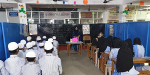 Global Handwashing Day 2019: A Lucknow Based Madrasa Has Benefits Of Handwashing In Its Curriculum