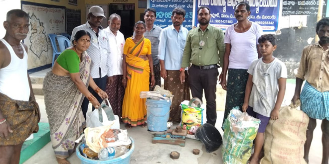 Give One Kilo Plastic Waste To Get One Kilo Rice, A 10-Day Drive In Mulugu, Telangana To Take On Plastic Pollution