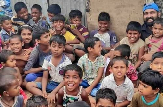 This Initiative Of Young Warriors Feeds More Than 1000 Poor Children Daily