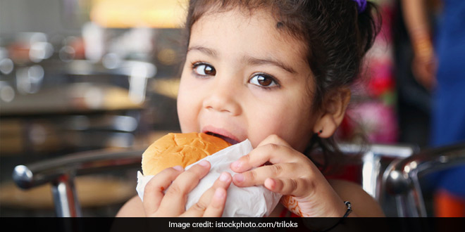 Other Than Junk Food, Here's Another Factor That Can Cause Childhood Obesity