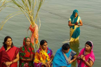 Siliguri Locals Celebrated An Eco-Friendly 'Chhath Puja', Built More Than 100 Artificial Ponds