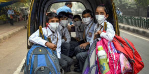 On Children's Day Schools Shut Due To Worsening Air Pollution; Social Media Reacts