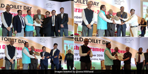 Swachh Survekshan Grameen 2019: Here Are India's Swachh Villages And Districts