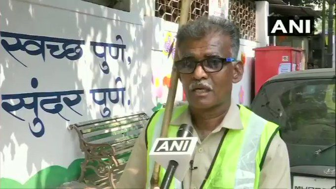 A 57-Year-Old Pune Municipal Corporation Sanitation Worker Is Winning Hearts On Twitter Through His Parody Songs To Spread Awareness About Waste Disposal