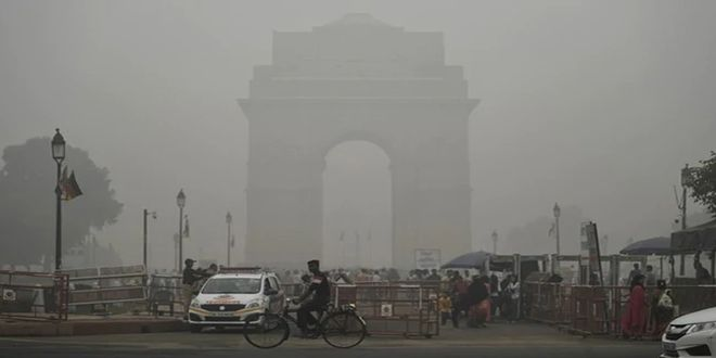 Air Pollution Affects Health Of 82.2 Per Cent People Out Of 1757: Survey