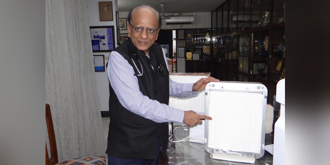 Fight For Clean Air: A Padma Shri Awardee's Innovation To Make Air Purifiers Affordable To Fight Air Pollution