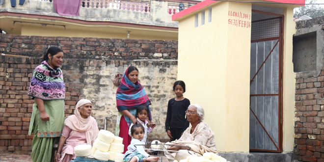 Deprived Of Toilets For The Longest Time, Residents Of Ludhiana In Punjab Witness A Sanitation Revolution