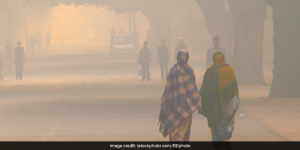 High Air Pollution Can Cause Healthy Lungs To Become Like Smokers' Lungs
