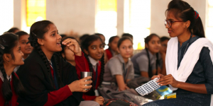 In Gujarat, 1000 Adolescent Girls Are Learning About Nutrition And Fighting Anaemia
