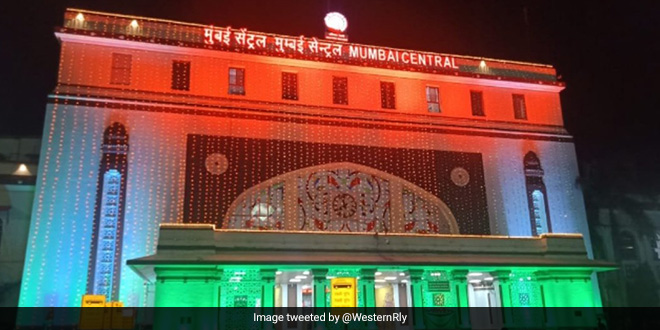 Indian Railways Takes A Healthy Leap As Mumbai's Central Terminus Becomes India's First Eat Right Station