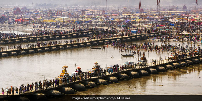 After The Success Of A Swachh Kumbh Mela, Prayagraj Gears Up For An Eco-Friendly Magh Mela