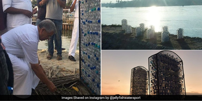 Made Entirely Out Of Single-Use Plastic, Kerala's Marine Cemetery Is A Call To Action To Save The World