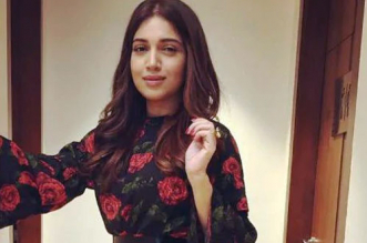 Climate Warrior Bhumi Pednekar Rings In The New Year With A Call To Unite And Save Environment