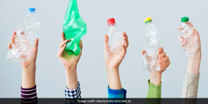 Delhi Gets Its First Garbage Café Where Plastic Waste Can Be Exchanged For Meals