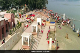 River Ganga Gets A Makeover In Bihar, Courtesy Riverfront Project