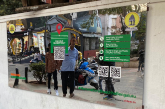 Bengaluru's 'Shame' Campaign To Stop Open Urination Gets Mixed Reactions On Internet From Citizens