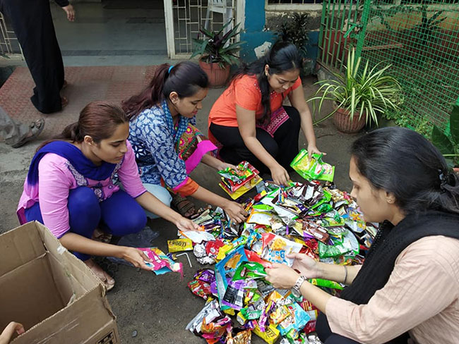 A Bank With A Green Mission: The Safai Bank Of India Aims To Keep Plastic Wrappers From Landfills