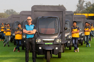 In 2020, Amazon's electric delivery vehicles will operate in 20 Indian cities, including Delhi, Bangalore, Hyderabad, among others and will gradually add more cities by 2025