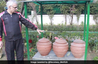 Be A Responsible Citizen And Learn The Art Of Composting: Durga Shanker Mishra