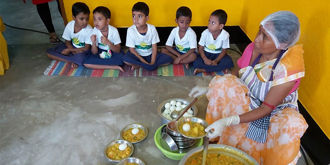 Knowledge Comes With Free Nutritious Meals At This NGO's 'Mission Education' Programme In West Bengal