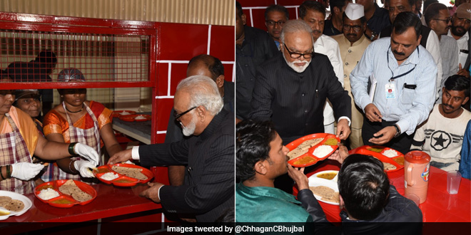 Maharashtra's 'Shivbhojan' Scheme Provides Wholesome Meals To Disadvantaged People Across The State At Rs. 10