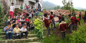 Students Of This School In Nagaland Grow Their Own Organic Mid-Day Meals