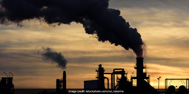 Air pollution is a threat to human health and world's economies: Greenpeace