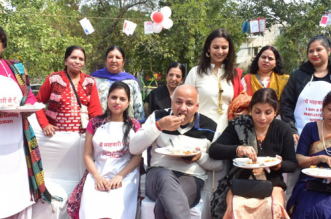 Menstruation In India: To Break The Taboo, Menstruating Women In Delhi Hosted A Lunch Event