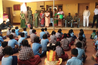 Bengaluru Takes On Waste By Educating Children About Waste Segregation, Marshalls Reach Government Schools