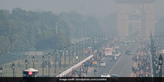 Delhi Government To Prepare Three-Level Action Plan To Curb Pollution