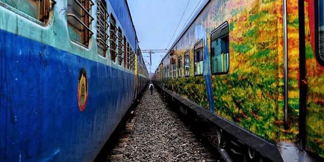 COVID-19 Outbreak: Indian Railways Dedicates A Ward For Coronavirus Suspects