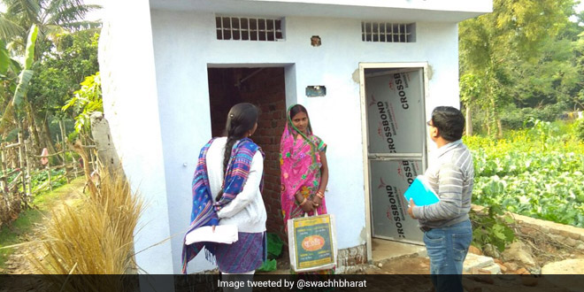 Second Phase Of Swachh Bharat Mission- Grameen Launched