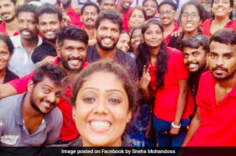 Feed The Needy: Chennai's Sneha Mohandoss Tweets On Prime Minister's Handle