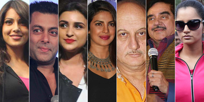 COVID-19: 'Wash Your Hands Regularly, Seek Help If Needed', Celebrities Spread Awareness On Coronavirus