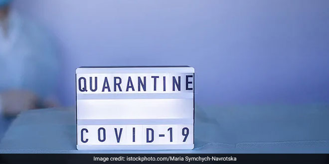 Coronavirus Outbreak: Government Lays Down Guidelines For Home Quarantine To Contain The Spread Of COVID-19