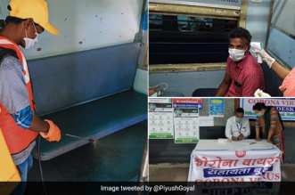 From Sanitising Trains, Stations To Thermal Screening Passengers: How Railways Is Gearing Up To Fight COVID-19