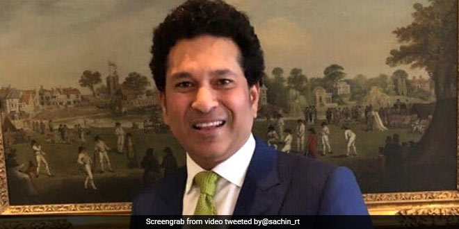 Follow Basic Guidelines To Prevent Coronavirus Spread: Cricket Legend Sachin Tendulkar Urges People To Stay Safe