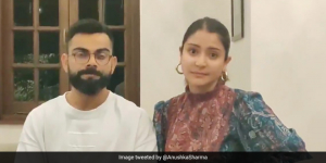 Coronavirus Outbreak: Anushka Sharma And Virat Kohli Urge People To Stay At Home To Prevent The Spread Of COVID 19