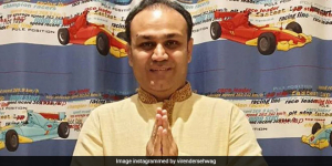 Coronavirus Scare: Virender Sehwag Uses 'Truck' Image To Advice People On Social Distancing
