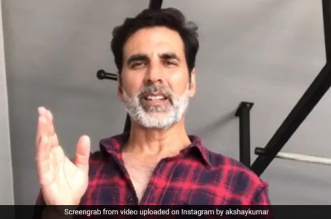 Coronavirus Outbreak: Actor Akshay Kumar Appeals People To Take Lockdown Seriously And Stay At Home