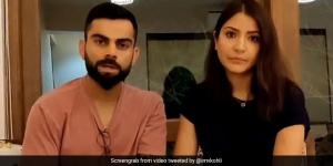 Coronavirus In India: Anushka Sharma And Virat Kohli Plea To Follow 21 Days Nationwide Lockdown, Ask To Stay At Home