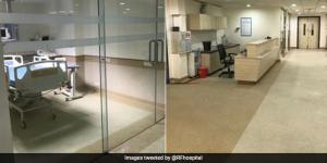 Fight Against Coronavirus: A Look Inside India'sFirstDedicatedCOVID-19 Hospital In Mumbai