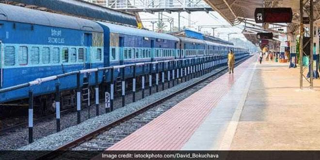 Indian Railways Manufactured 1.91 Lakh PPE Gowns, 66.4 Kl Sanitiser, 7.33 Lakh Masks Till June 24