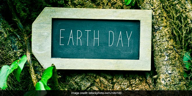 UN Environment observes Earth Day every year on April 22 to celebrate the presence of life and nature around the planet
