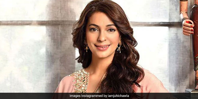 Make Your Own Mask And Leave The Surgical, N95 Masks For Our Healthcare Professionals: Actor Juhi Chawla