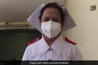 Coronavirus Warriors: Mumbai Mayor Dons Her Nursing Uniform To Motivate Frontline Heroes Fighting Against COVID-19