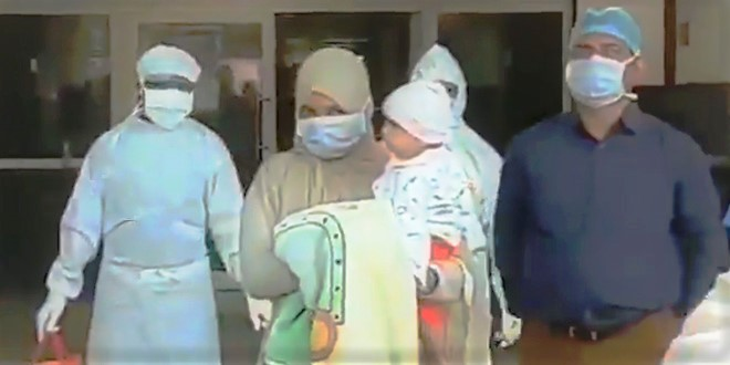 COVID-19 Outbreak: Breastmilk, Hygiene Help Three-Month-Old Baby Recover In UP's Gorakhpur Without Any Medications