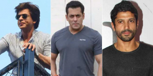 From Farhan Akhtar To Salman Khan And Shahrukh Khan, Bollywood Is Helping In The Fight Against COVID-19